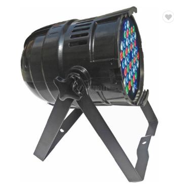 aluminum indoor dmx 48pcs*3W RGBW LED disco lights price