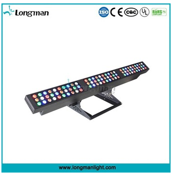 rohs rgbaw 3w epistar led color changing stage wash light