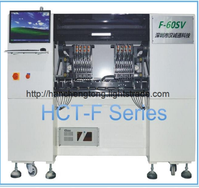 F-60SV High-Speed Automatic LED Surface Mount Equipment