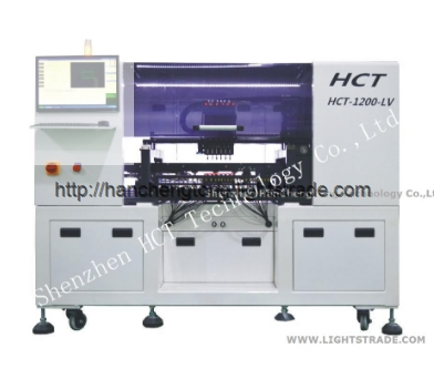 HCT-1200-LV Multi-Function LED Pick and Place Machine