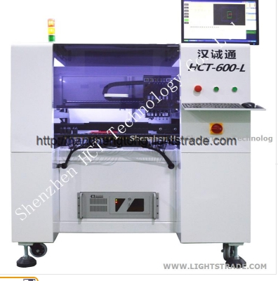HCT-600-L?Automatic?SMT?Pick?and?Place?Machine?for?PCB?Electronics?Assembly