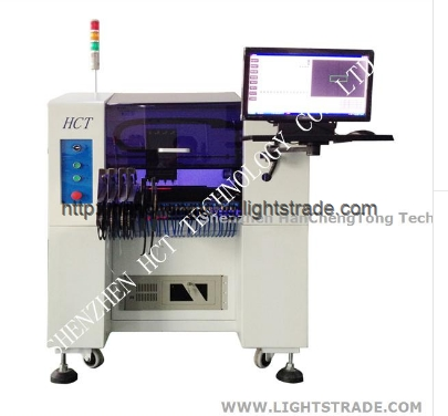 HCT-400-L High Precision Chip Mounter for PCB SMT Assembly