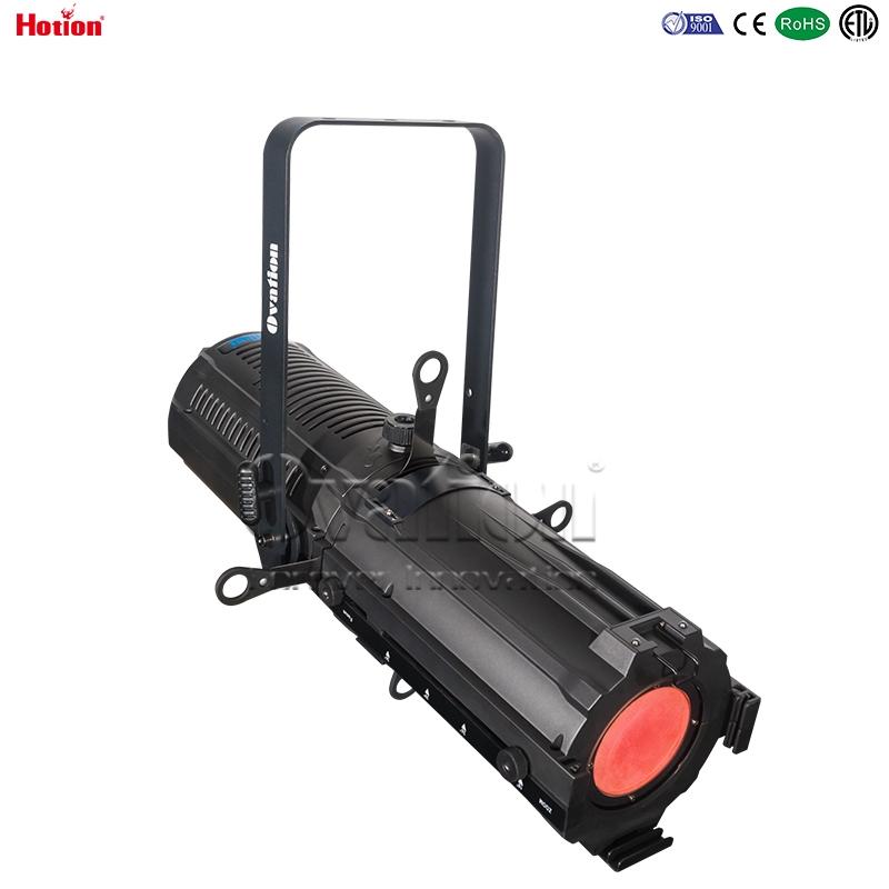 Ovation 350W RGBAYC 6 color LED profile spot zoom