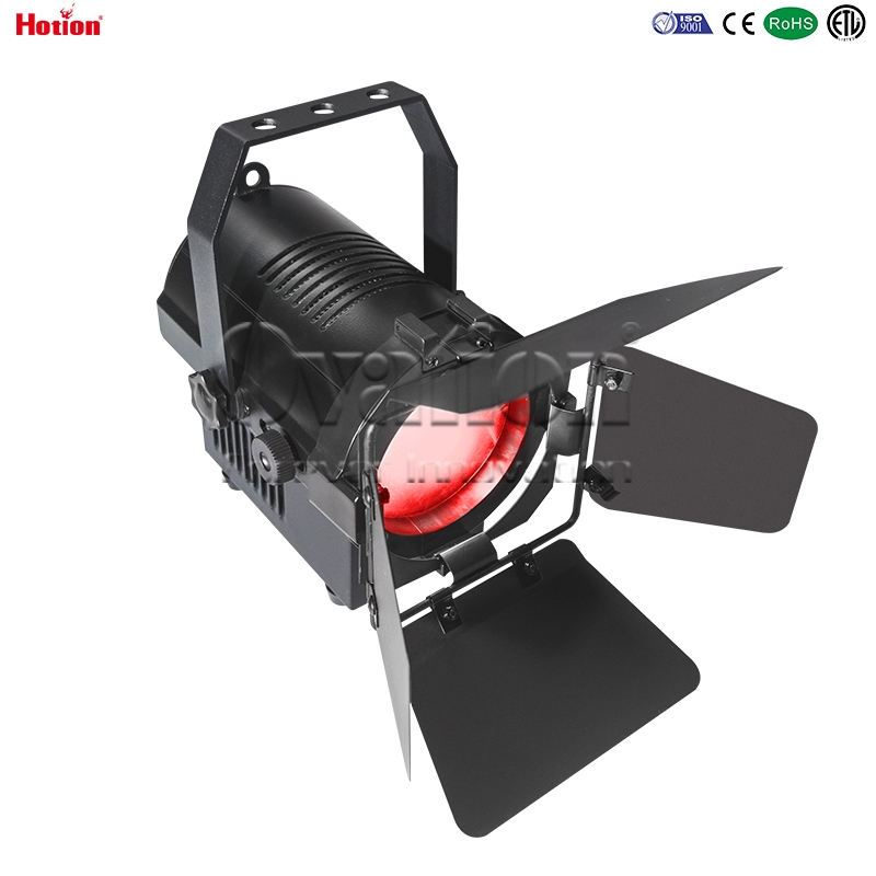Ovation 40W constant output RGBW LED fresnel with zoom