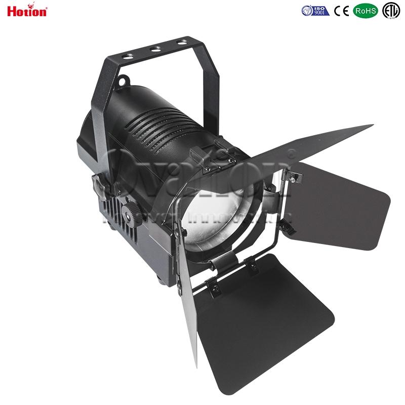 Ovation 50W CW+ 50W WW tunable LED fresnel with zoom