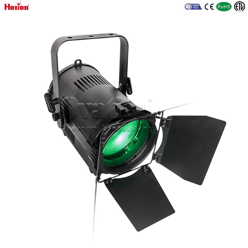 Ovation 100W RGBW LED fresnel with auto zoom