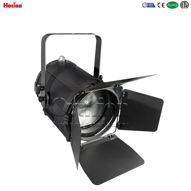 Ovation 200W 3200K 5600K LED fresnel with auto zoom