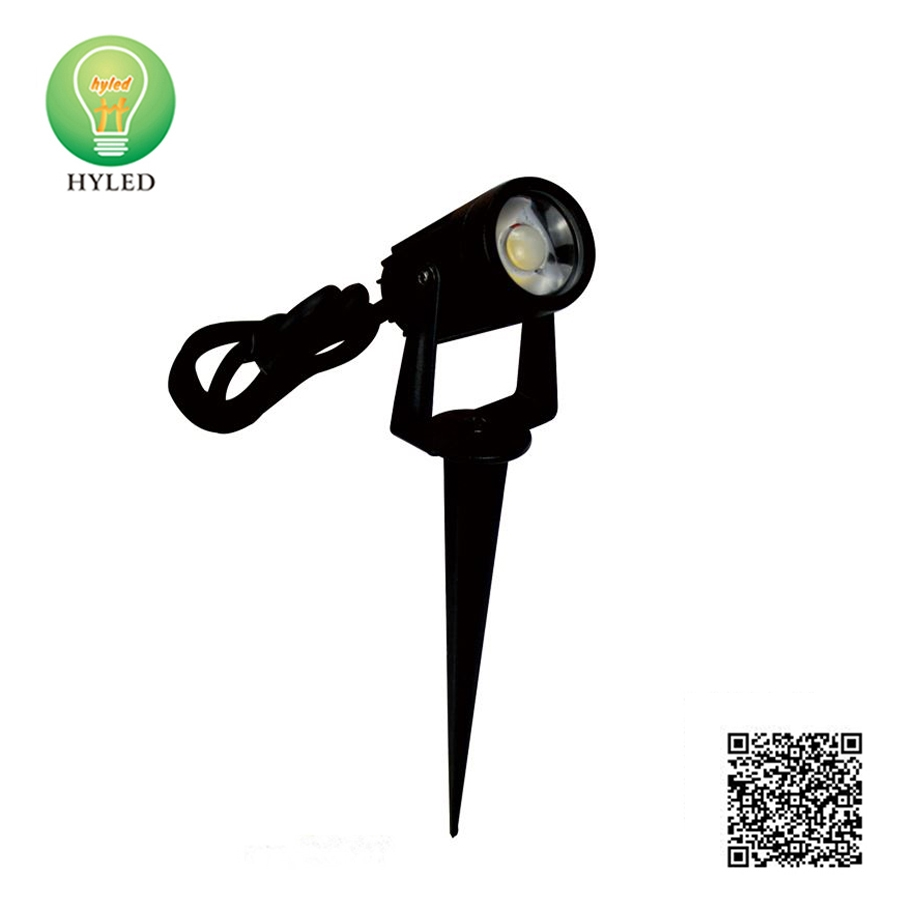 LED outdoor lights 3W COB LED garden light