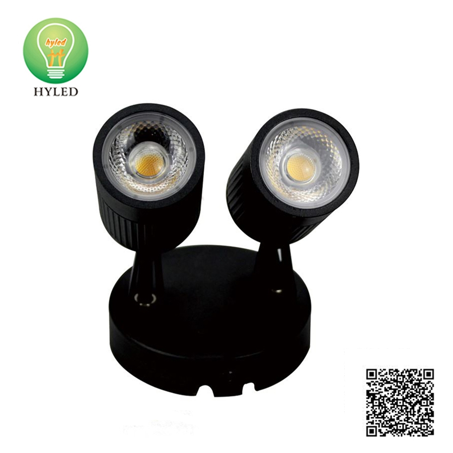 5W 7W LED outdoor lamp Double head LED wall light