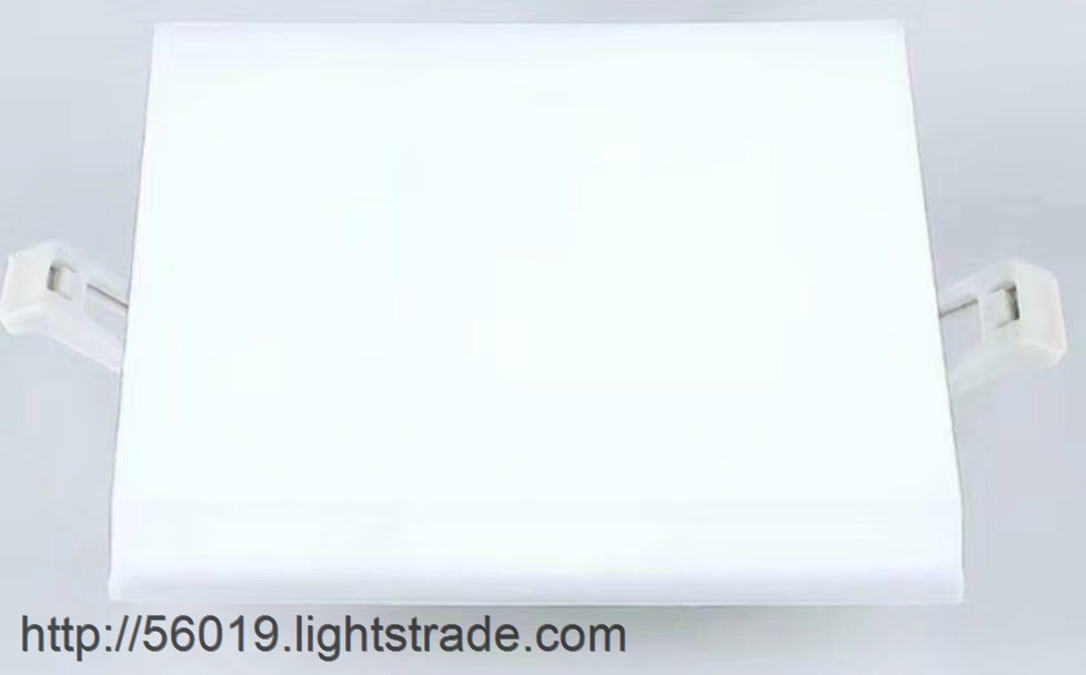 Top Brand LED panel light with Inmetro standard