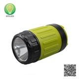 Multi-function Stretch LED camping light LED flashlight