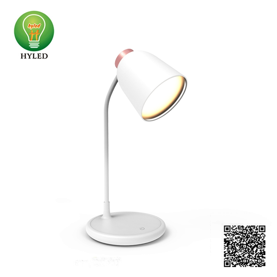 Lithium battery Folding LED desk lamp for housing LED table lamp with touch switch