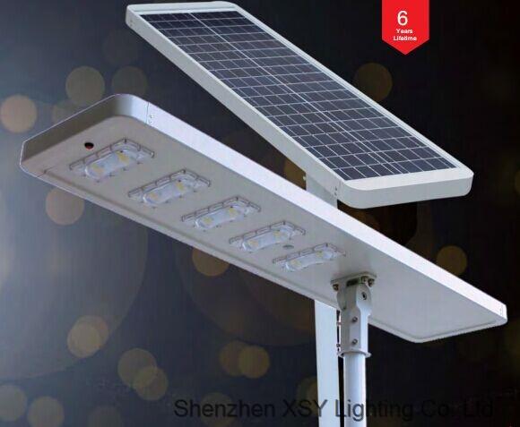 EBM 30W -80W All in one Solar Street Light