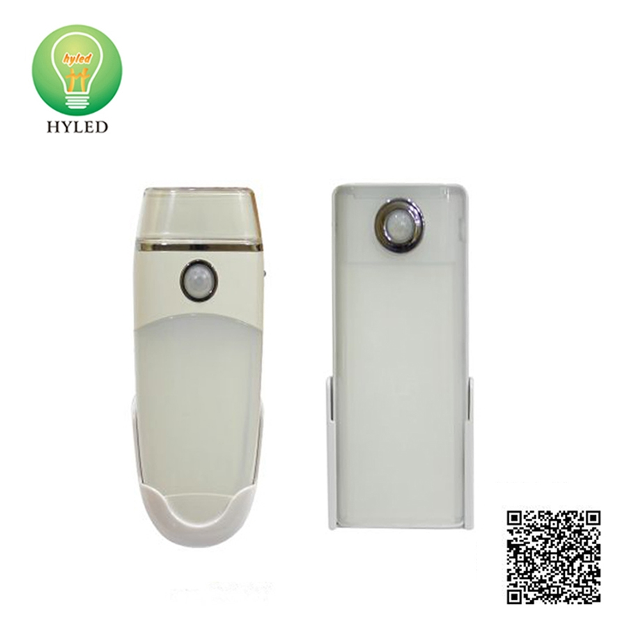 Rechargeable Night light PIR motion sensor LED night lamp