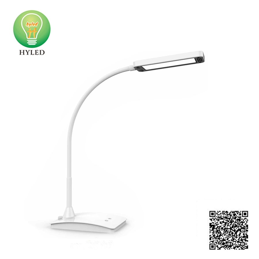 7W three steps dimmable LED desk lamp LED table light