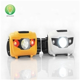 ABS material LED head lamp