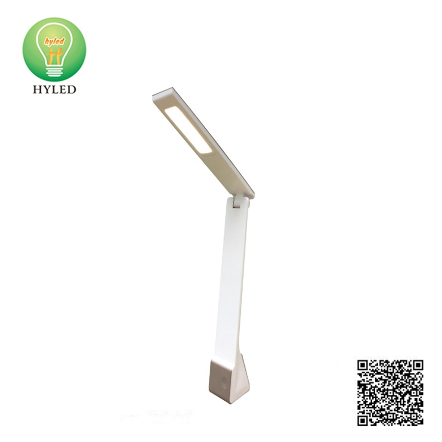 Folding 4W LED desk lamp LED table light