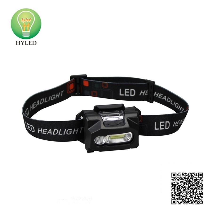 3AAA battery LED headlight 3W LED head lamp