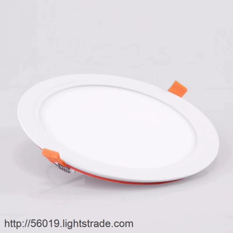 Exquisite 100LM W Flicker free 3 8 18 24w ultra thin LED recessed downlight