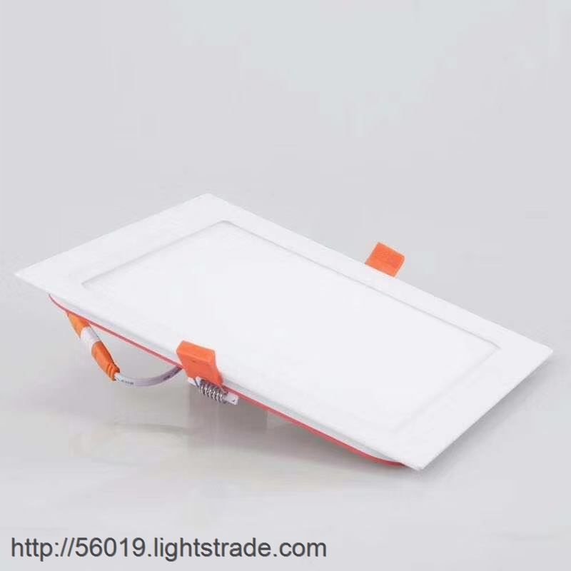 wholesale price new style ultra thin downlight square