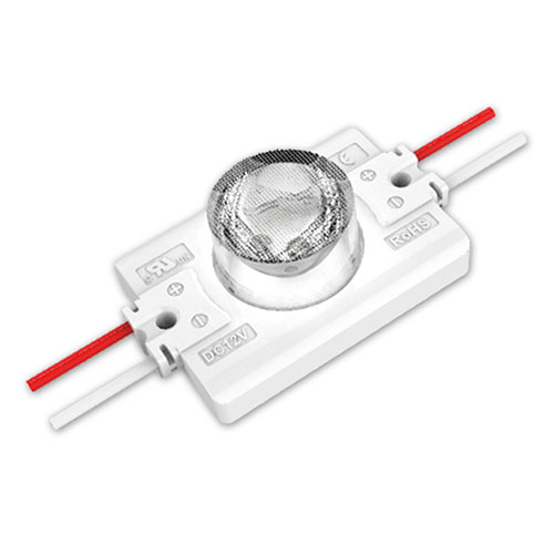 250lm 2.5w 3535SMD LED module edge lighting with 5 year warranty