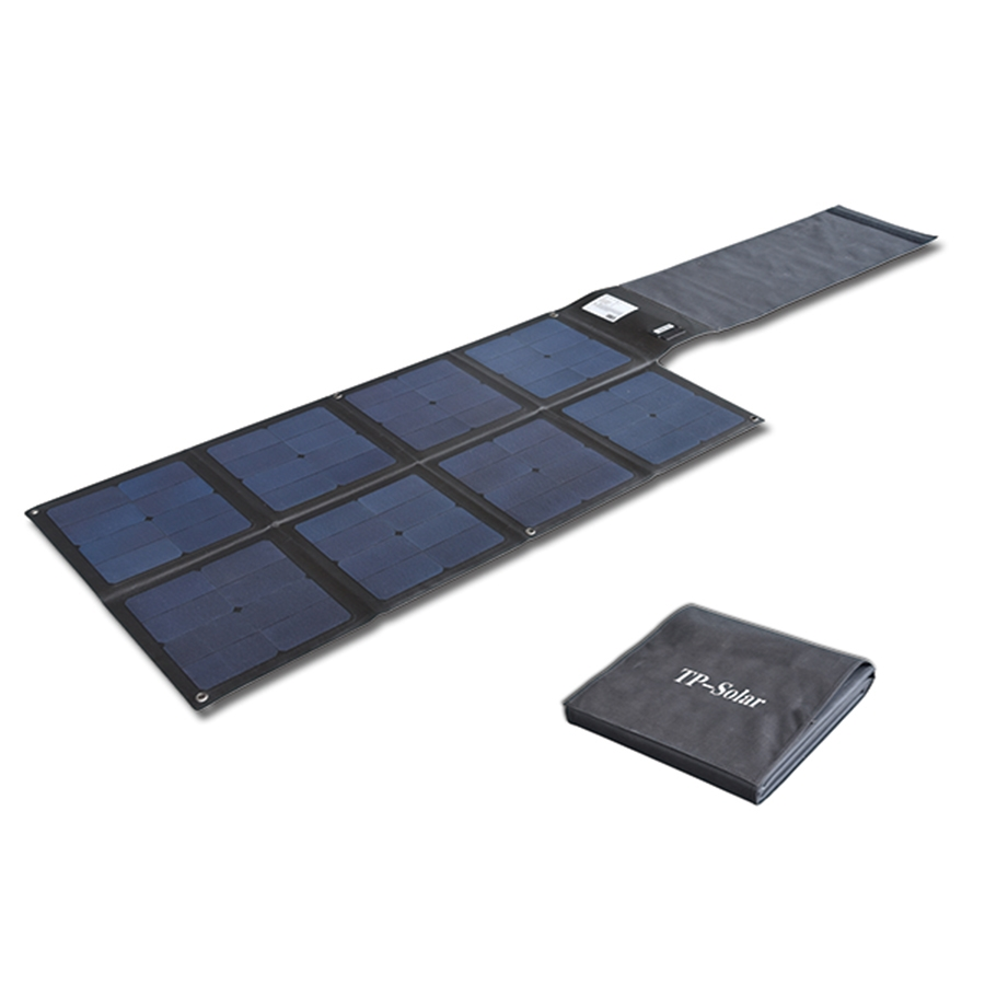 100W flodable SUNPOWER solar charger for RV- Marine yacht-boat- motorhome-Fleet