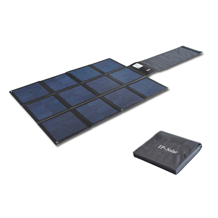 120W flodable SUNPOWER solar charger for RV-Marine yacht-boat-motorhome-Fleet