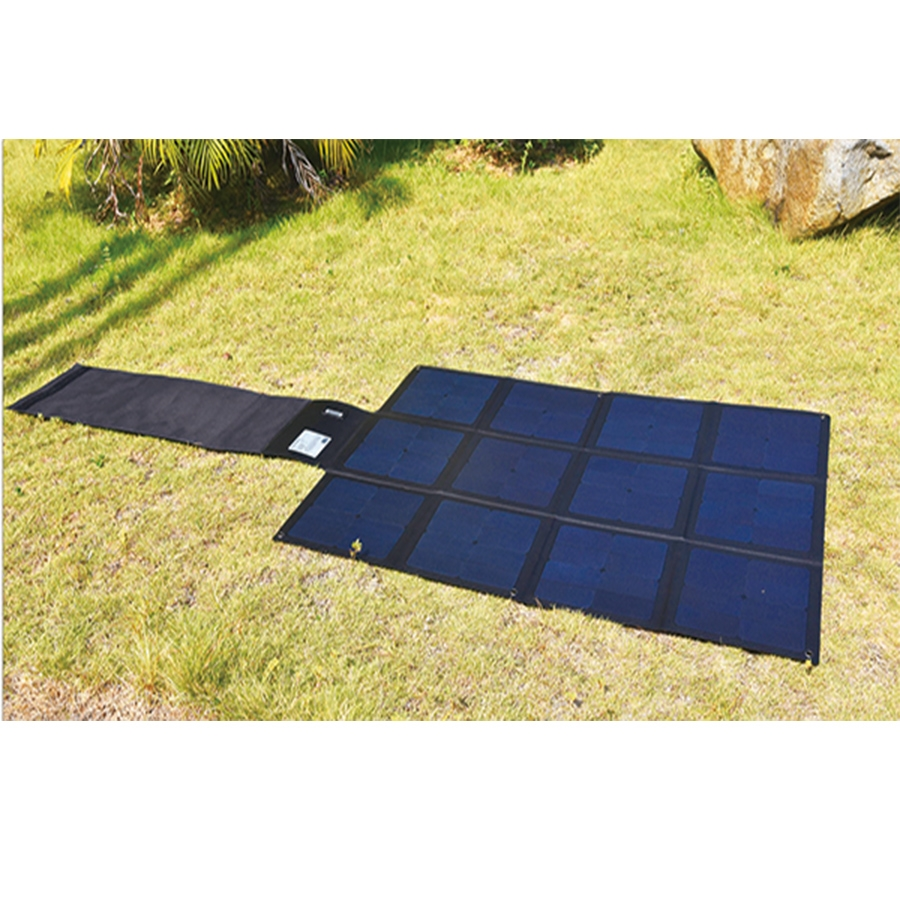 170W flodable SUNPOWER solar charger For RV Motorhome Caravans Marine yacht Boat Fleet camping