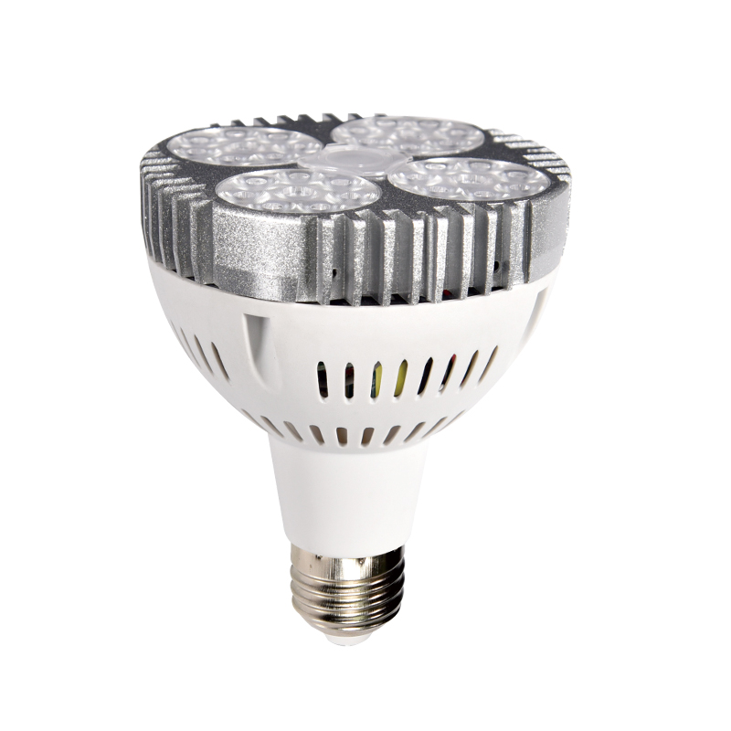 par30 can adjust the color temperature brightness high quality led 35W tracking light dimmable