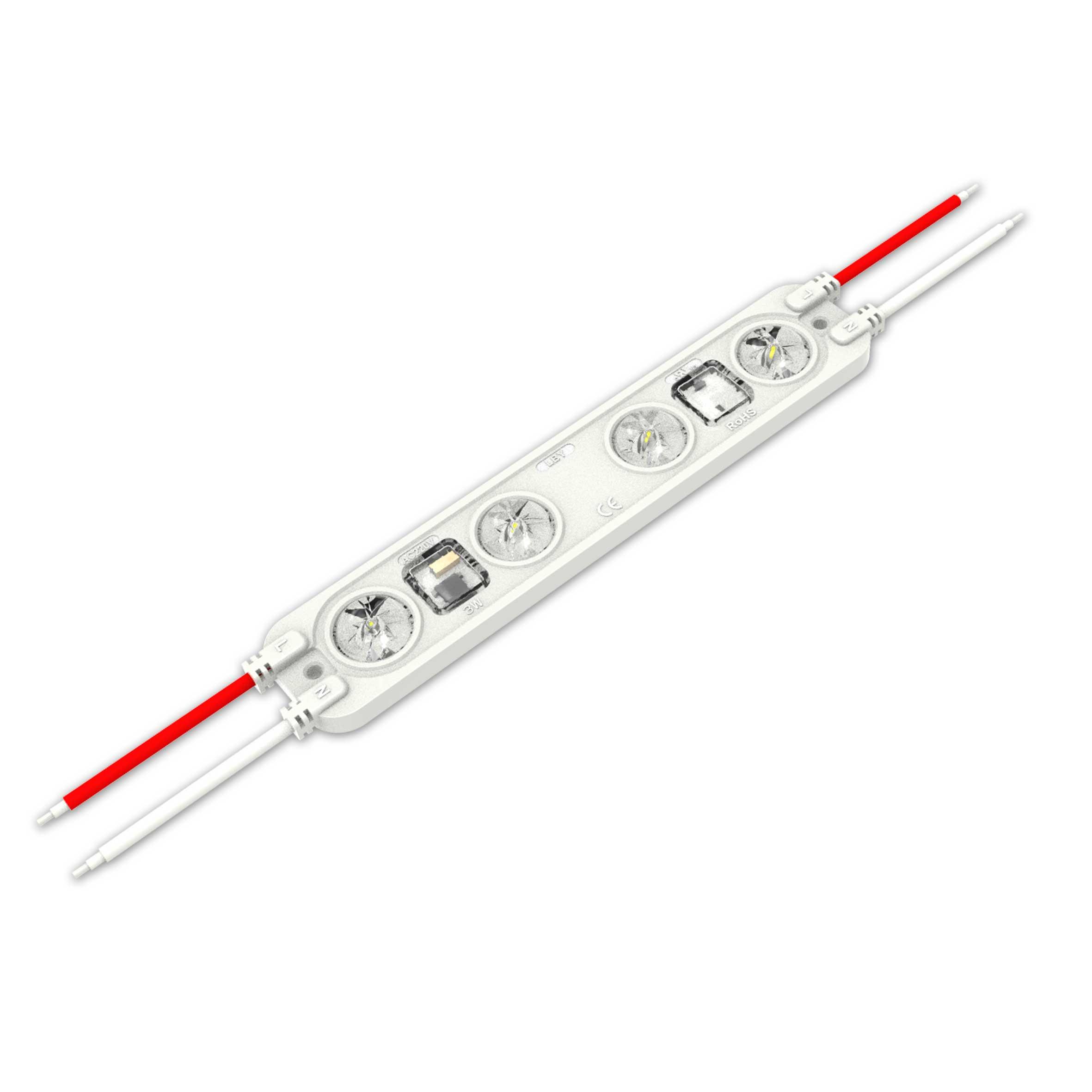 AC220V 4SMD3030 backlit led module