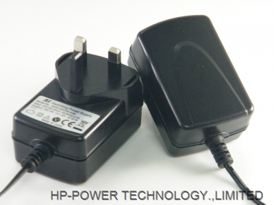 20W Series Interchangeable Energy Star Switching Power Supply