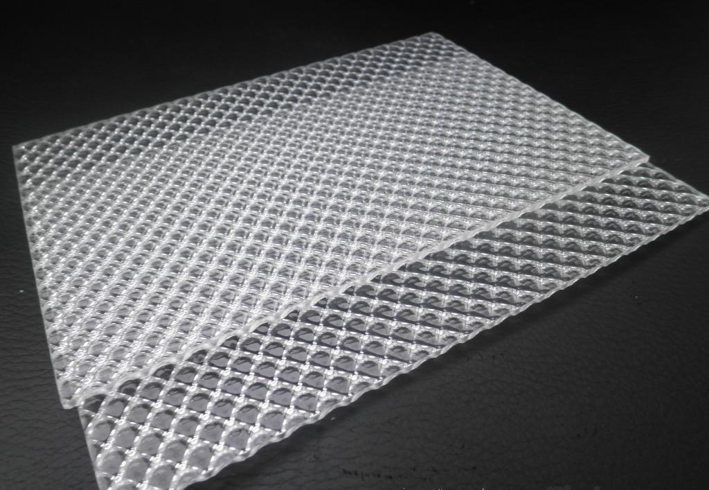 Pattern plate A-Grinding (orange peel pattern) - pattern board series