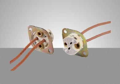 G4 G5.3 GY6.35 lampholder assembly-ASS-E32A-01