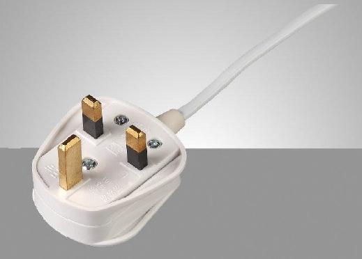BS plug 9518 rewireable