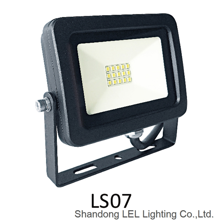 High Quality Outdoor Aluminum IP65 Black SMD Led Flood Light 100W
