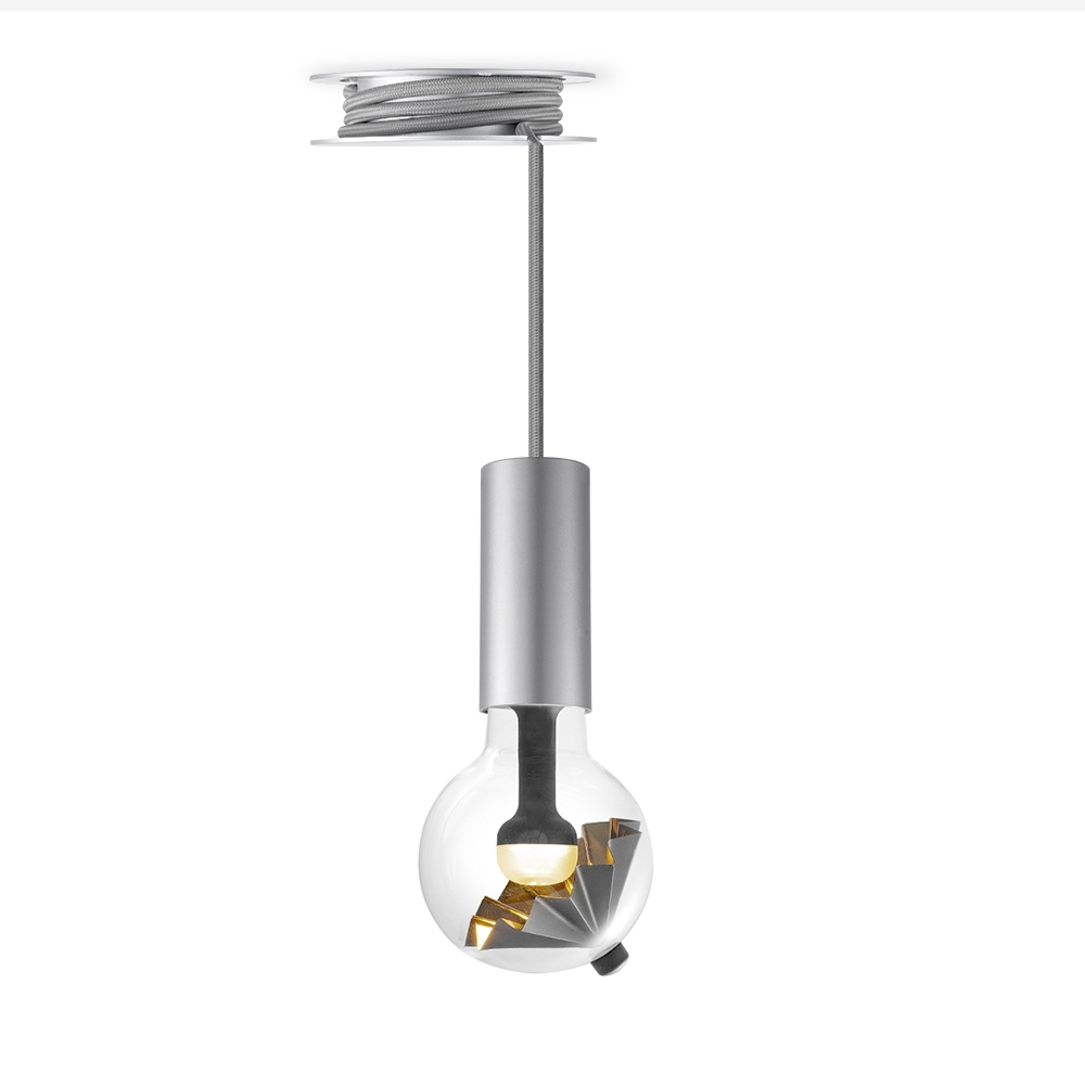 MOVE ME PENDANT LAMP PULLEY