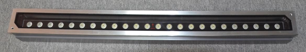 Adjustable Illumination Angle - LED Linear Buried Light