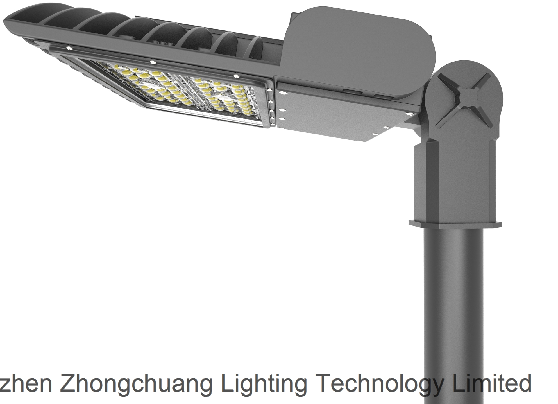 130lm w LED Area Light Sosen driver + Lumileds 3030 LED