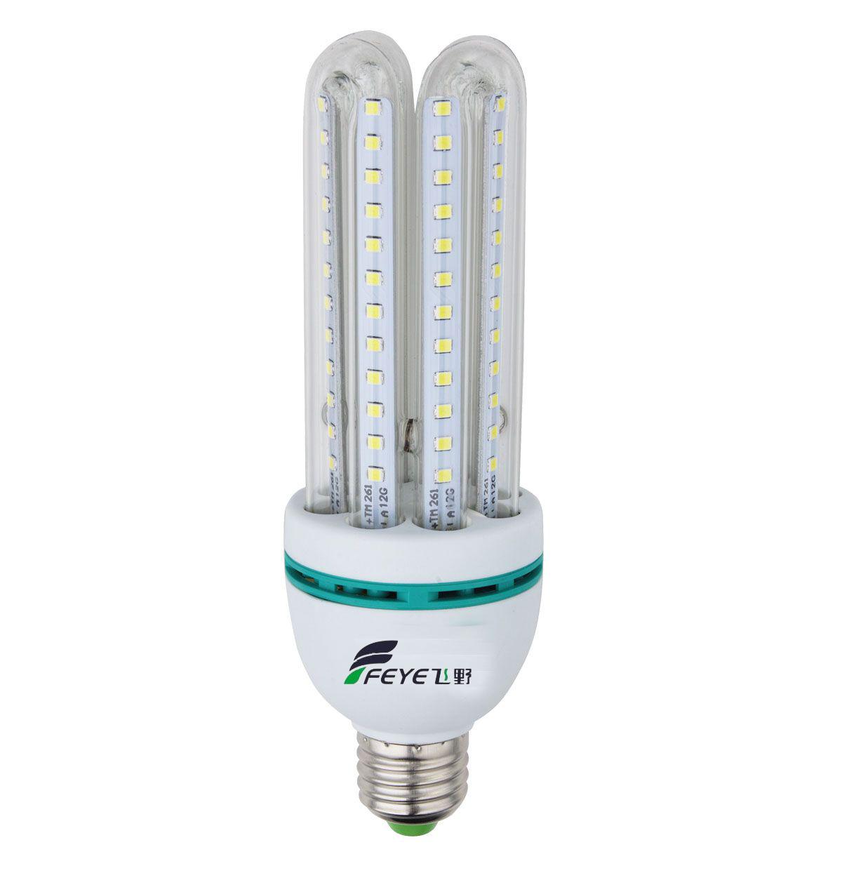 U Shape SMD Energy Saving Lamp 36w CE RoHS