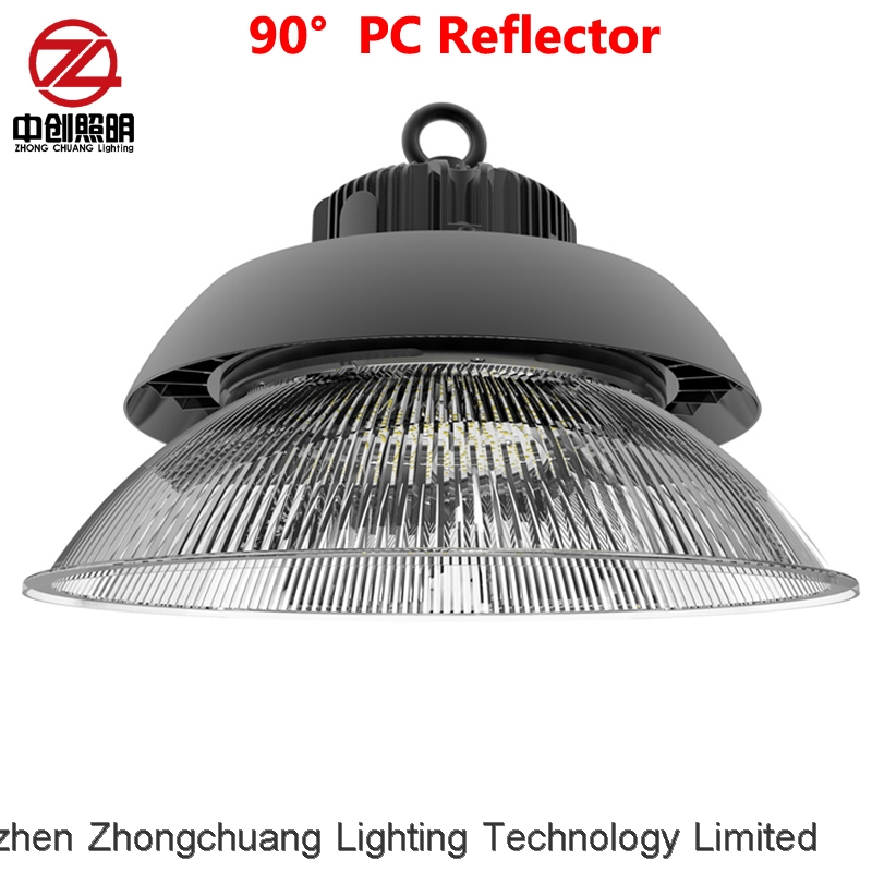 CE ROHS ETL DLC Certificated 100W 150W 200W 240W 300W UFO industrial High bay light