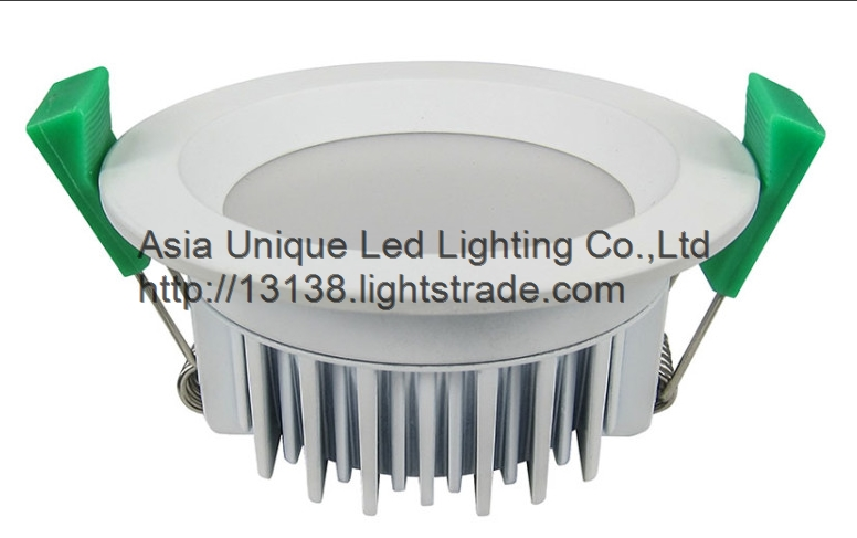 1044lm 12W led downlight SAA approved