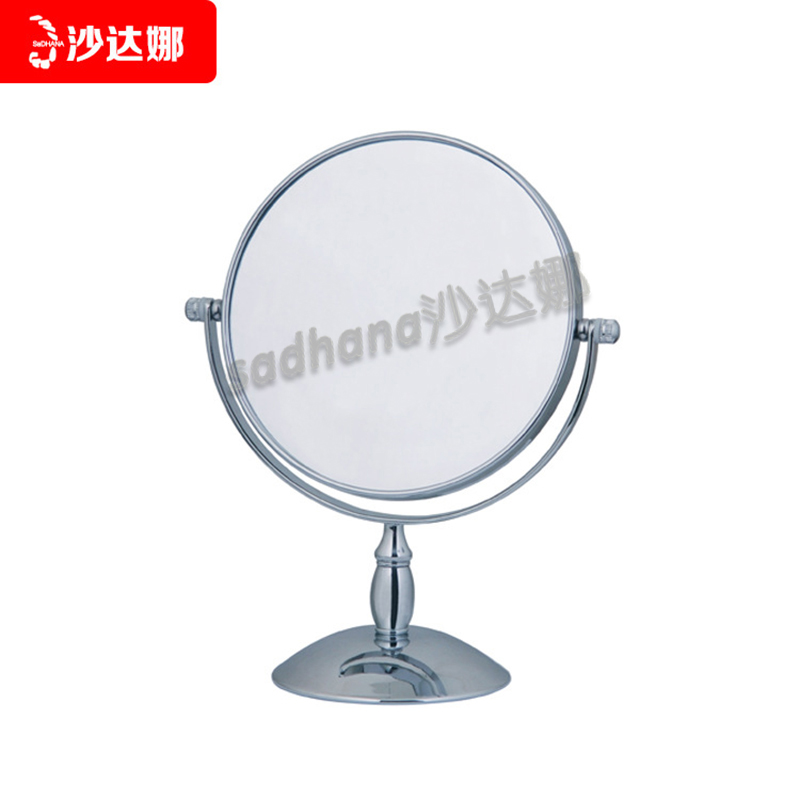 LED desktop mirror