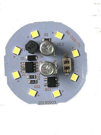 SKD BULB LIGHTS 2835 DOB 7W 176-264VAC LED Module for bulb light