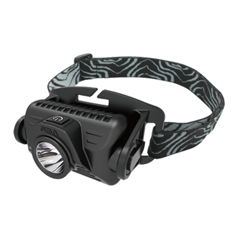 LED Explosion-proof headlight with built-in lithium battery