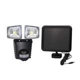 Super bright light Outdoor wall lamp PIR Motion Sensor security light COB LED solar wall light