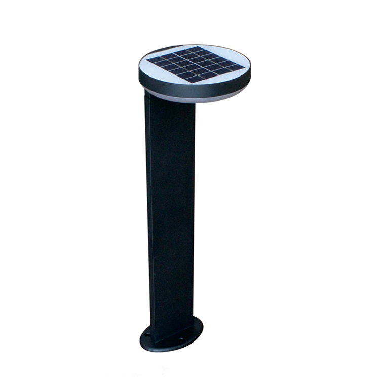Great Design 3W 200LM Solar Yard Lamp LED Garden Solar Light With Pillar