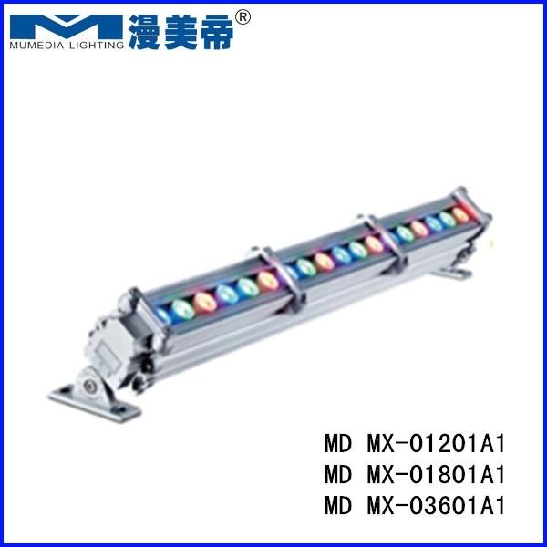 LED Wall Washer 12W 18W 36W monochrome
