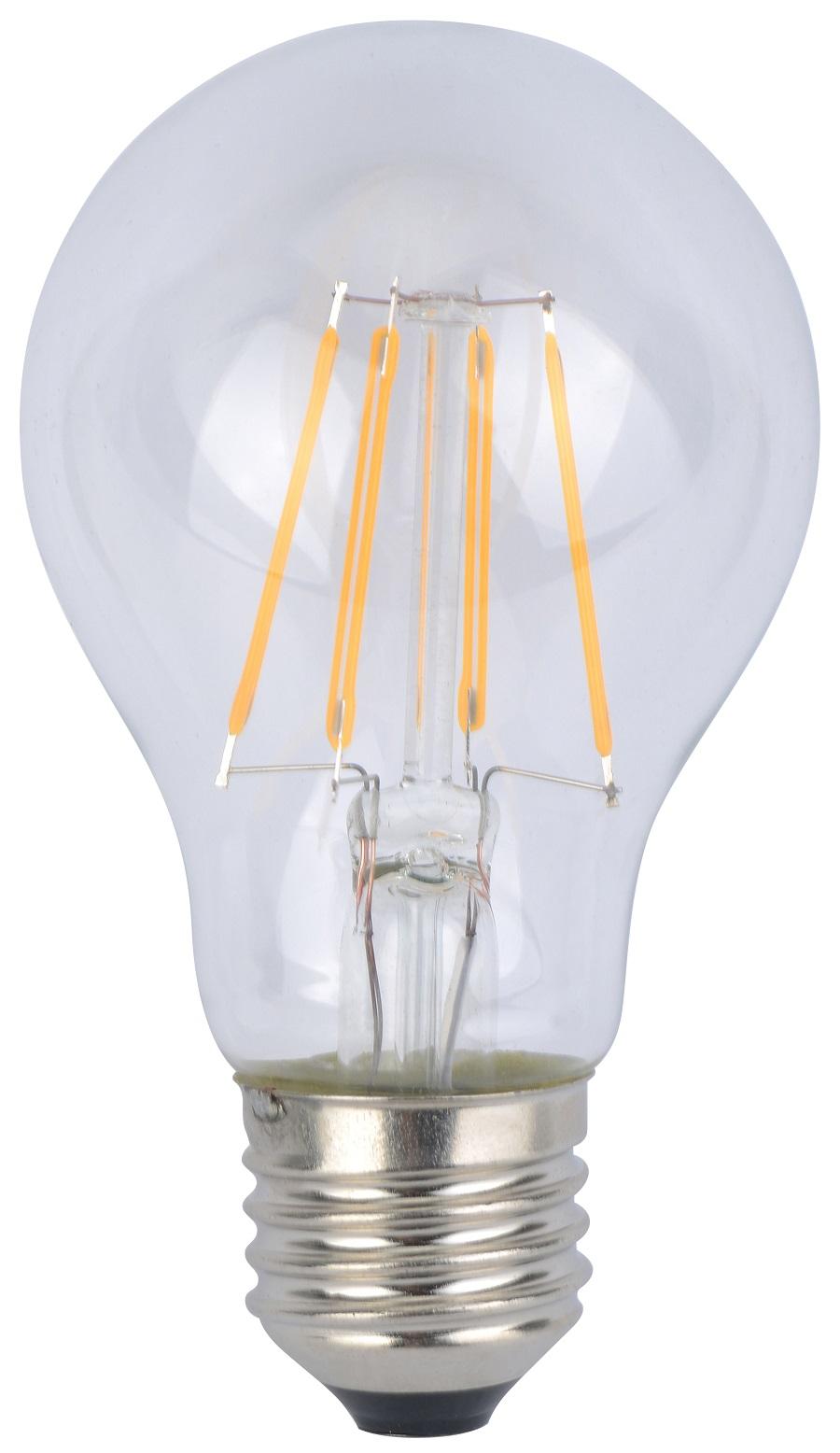 LED Filament Light A19-6W