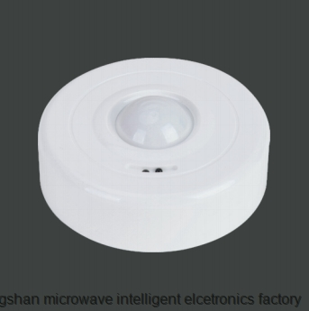 Microwave radar motion sensor
