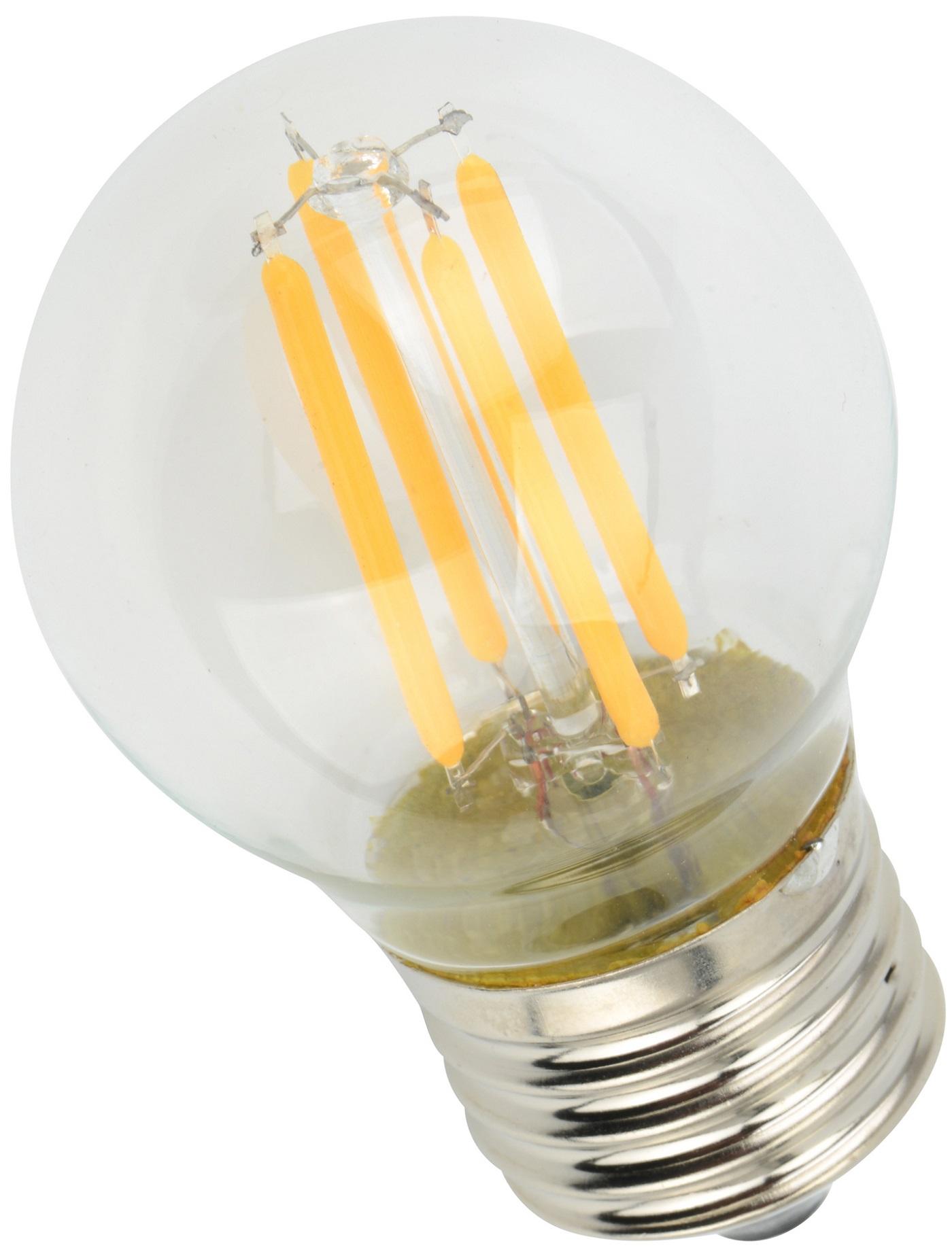LED Filament Light G45F-4W